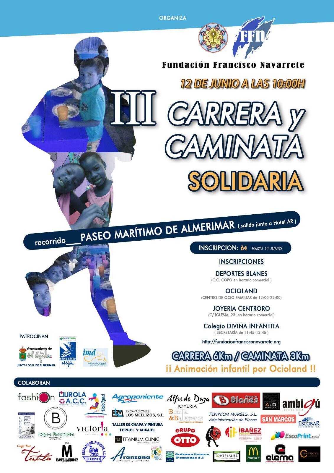 IIICarrera Solidaria